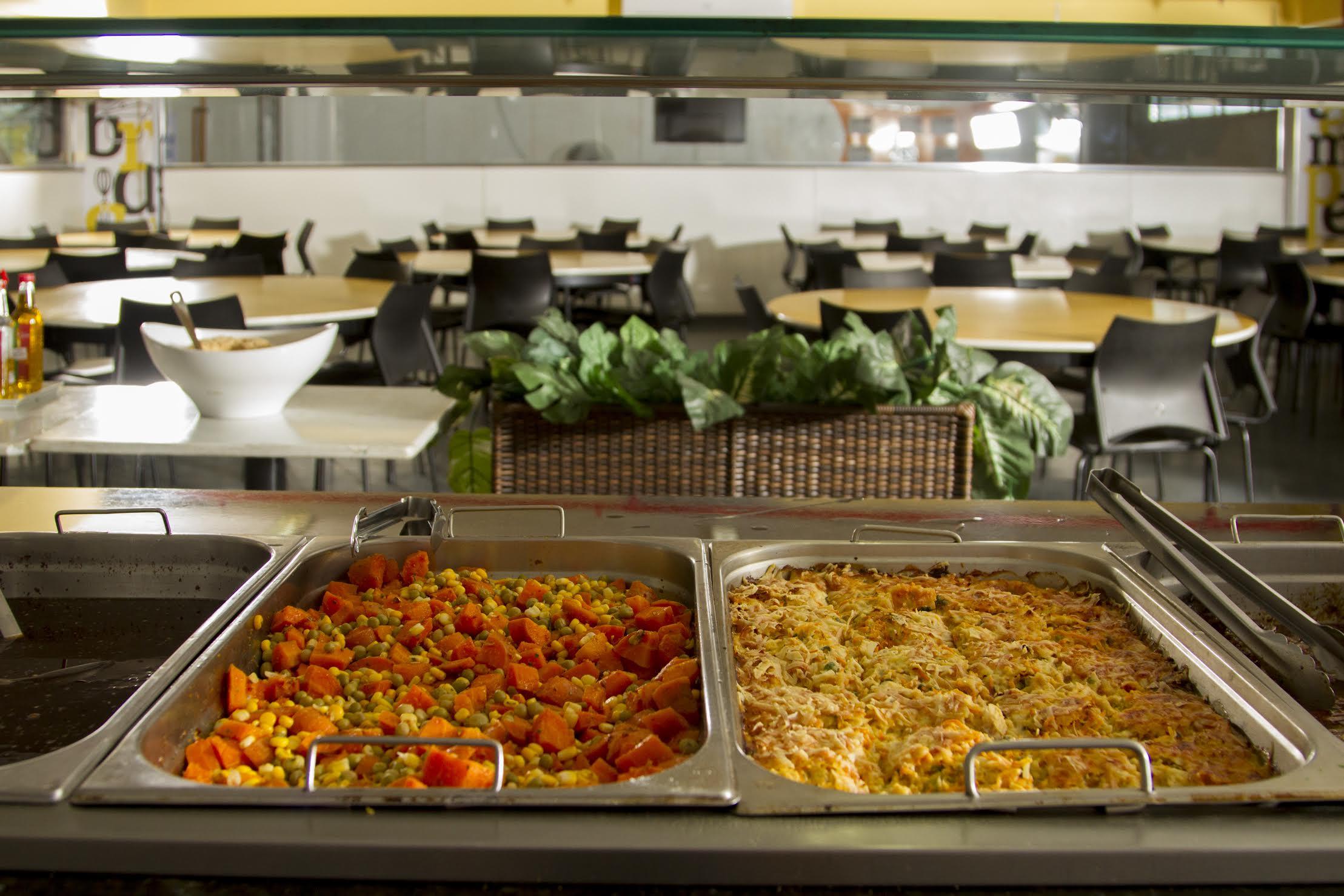 O que é comida regenerada?